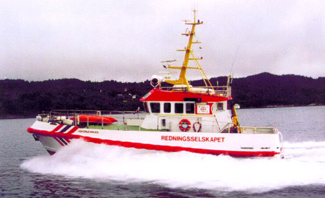 Lifeboat,Norwegian Society for Sea Rescue